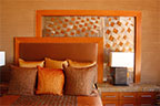 Copper and Stainless Headboard by Jason Mernick - Metal Artist